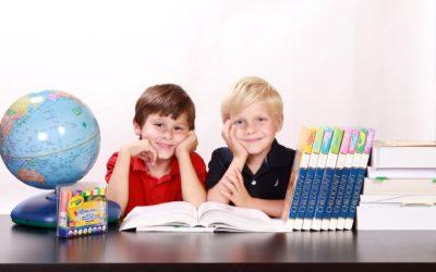 Séance à l'école Montessori Courtine Avignon