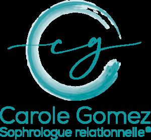 Logo Sophrologue relationnelle carole gomez
